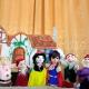 Кукольный спектакль «Белоснежка и семь гномов»